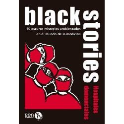 Black Stories: Hospitales Demenciales (Spanish)