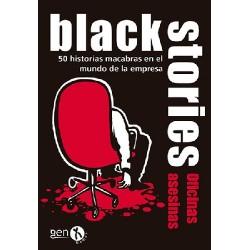 Black Stories: Oficinas Asesinas (Spanish)