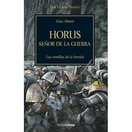 Horus: Señor de la Guerra Nº 1 (Spanish)