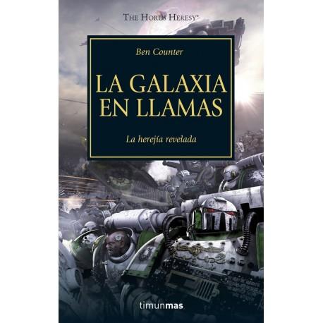 La Galaxia en Llamas Nº 3 (Spanish)