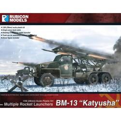 Soviet BM 13 Katyusha