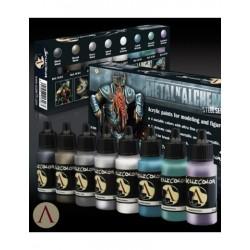 Metal n'Alchemy Steel Series Set