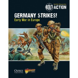 Germany Strikes! Bolt Action Supplement (Inglés)
