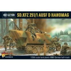 Sdkfz 251/1 Ausf. D Hanomag