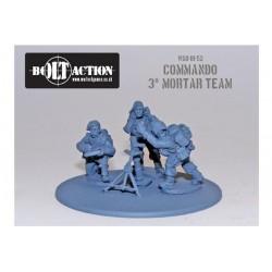 """Commando 3"""" Mortar Team"""