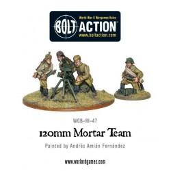 Soviet Army 120mm Heavy Mortar Team