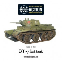 Bt-7 Russian Fast Brownk