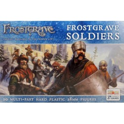 Frostgrave Soldiers Plastic (20)