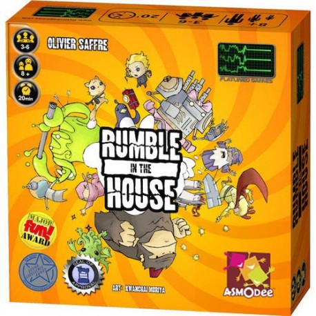Rumble in the House (Spanish)