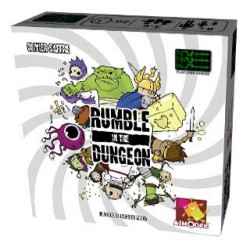Rumble in the Dungeon (Spanish)
