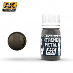 Xtreme Metal Pale Burnt Metal