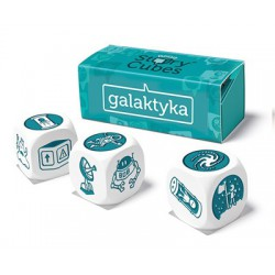 Story Cubes Galaxias (Spanish)