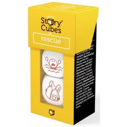 Story Cubes Rescate (Spanish)