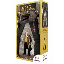 Colt Express: Marshal & Prisioneros