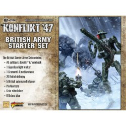 British Konflikt 47Starter Set