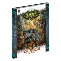 Forces of Hordes: Trollbloods Command Book Tapa Blanda