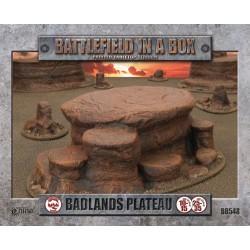 Badland's Plateau
