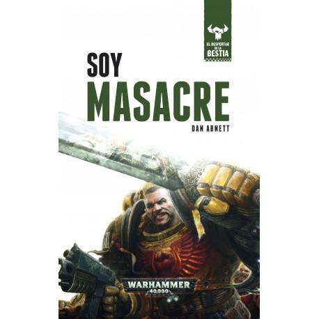 Soy Masacre, El Despertar de la Bestia nº1 (Spanish)