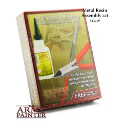 Starter Set - Metal/resin Assembly Set (Box)