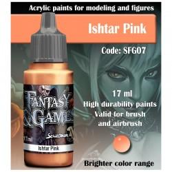 Ishtar Pink