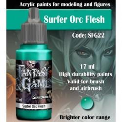 Surfer Orc Flesh