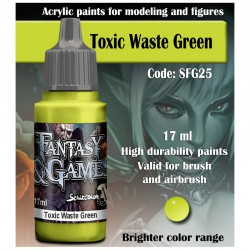 Toxic Waste Green