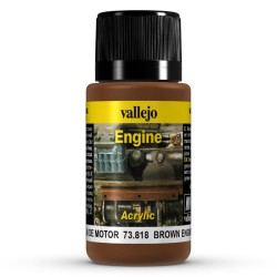 Hollín de Motor Brown Engine Soot 40ml