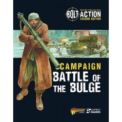 Battle of the Bulge (Inglés)