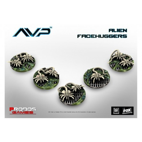 Facehuggers (Castellano)