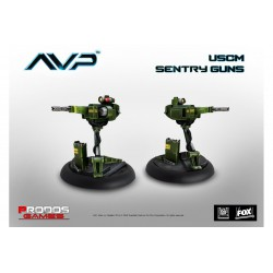 Sentry Guns (Castellano)