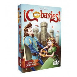 ¡Cobardes! (Spanish)