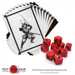 Test of Honour Dice