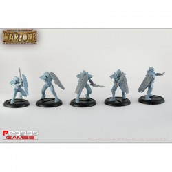 Brotherhood Troopers Close Combat Add-on pack