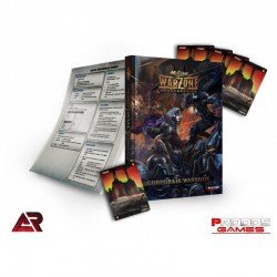 Warzone 2.0 Corporate Warbook Hardcover (English)