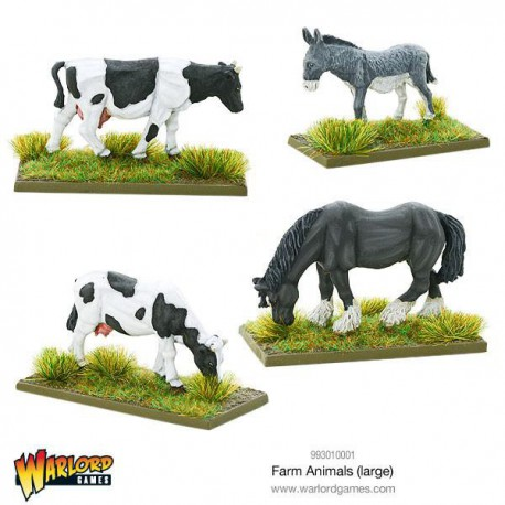 Large Farm Animals