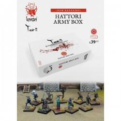 Army Box Torii Hattori