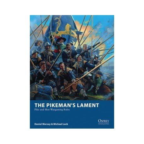 The Pikeman's Lament (English)