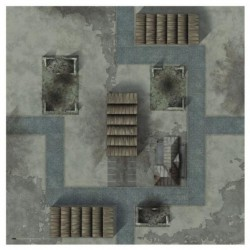"Minsk Game Mat 36"" x 36"""