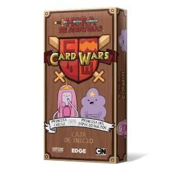 Card Wars - Princesa Chicle contra Princesa del Espacio Bultos (Spanish)