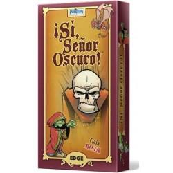 Sí, Señor Oscuro: Caja Roja (Spanish)