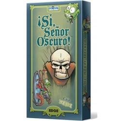 Sí, Señor Oscuro: Caja Verde (Spanish)