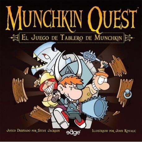 Munchkin Quest (Spanish)