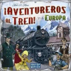 ¡Aventureros al Tren! Europa (Spanish)