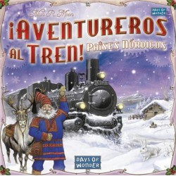 ¡Aventureros al Tren! Países Nórdicos (Spanish)