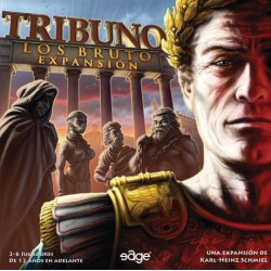Tribuno: Los Bruto. Expansion (Spanish)