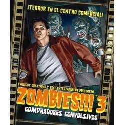 Zombies!!! 3: Compradores Compulsivos (Spanish)