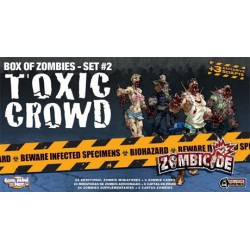 Toxic Crowd (Spanish)