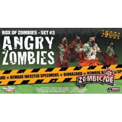 Angry Zombies (Spanish)