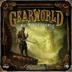 Gearworld: The Borderlands (Spanish)