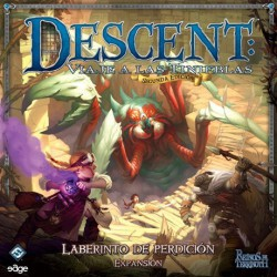 Descent - Laberinto de Perdición (Spanish)
